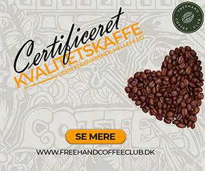 Certificeret kvalitetskaffe